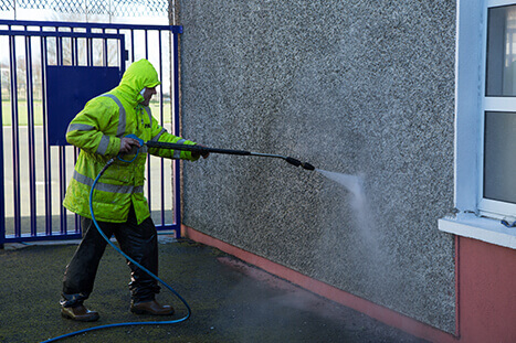 Mobile Power Washing - Call Dublin's Leading Commercial